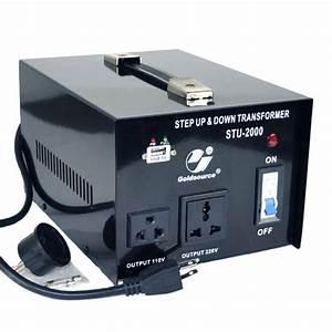 Goldsource Stu Down Voltage Transformer