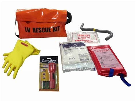 voltage rescue kit neca safety specialists