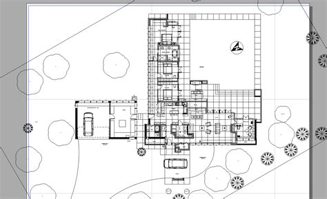 Inspiring Frank Lloyd Wright Plan Photo by Usonian House Plans My Mistake Not Using The Grid