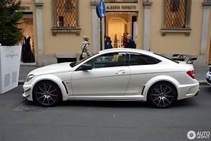 Mercedes Coupe C : mercedes benz c 63 amg coup black series 24 january ~ Melissatoandfro.com Idées de Décoration