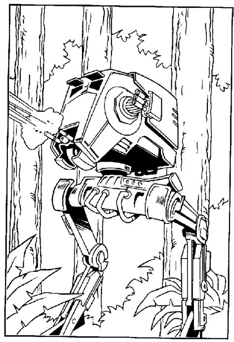 Star Wars Printable Coloring Pages | Star wars coloring ...