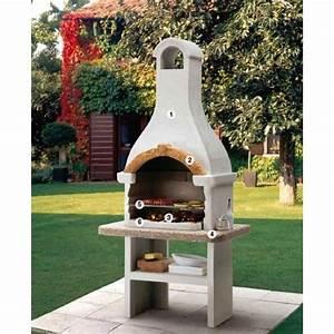 Barbecue En Pierre Mr Bricolage : barbecue en pierre a bois ~ Dallasstarsshop.com Idées de Décoration