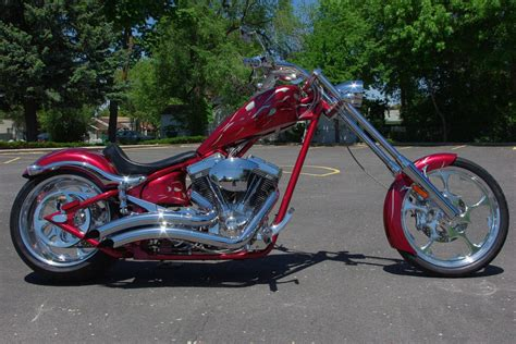 For Sale 2007 Big Dog K9 Custom Softail Chopper Motorcycle