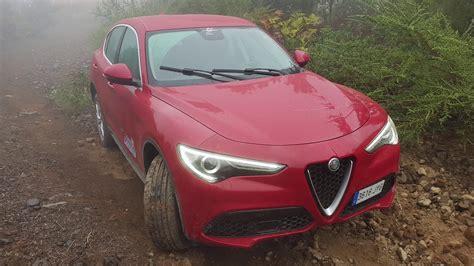 Alfa Romeo Stelvio Review (offroad) Youtube