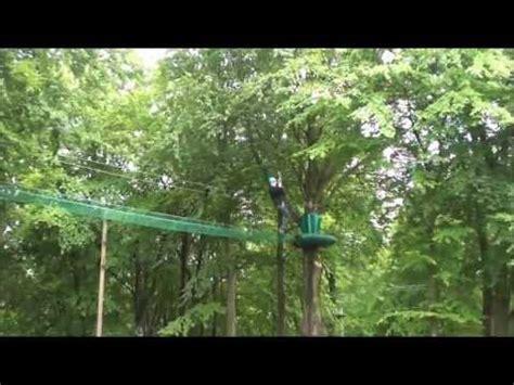 Accrobranche Au Parc Canopée Ambleny Youtube