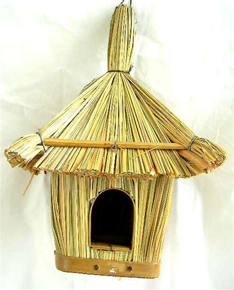 wholesale bird house, wholesale straw birdhouse from Asia Bali