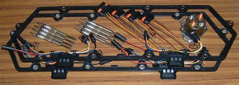 ford powerstroke diesel glow plug kit