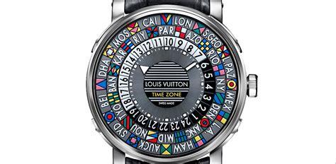 si鑒e social louis vuitton louis vuitton l 39 orologio dei fusi orari gqitalia it
