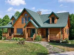 ranch log home floor plans nhlogcabinhomes premium quality milled log timber