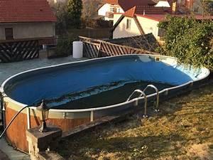 Daruji bazen za odvoz