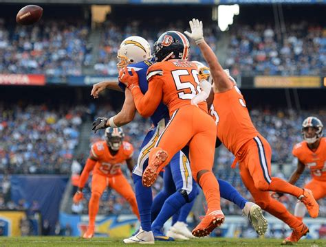 Denver Broncos Vs. San Diego Chargers Week 8 Preview