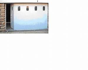 Isoler Une Porte De Garage : isoler porte de garage coulissante lat rale avec hublots ~ Dailycaller-alerts.com Idées de Décoration