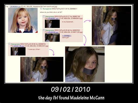 madeleine encontrada en 4chan taringa