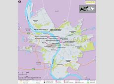 Omsk Map, City Map of Omsk Russia