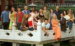 Survivor China Cast