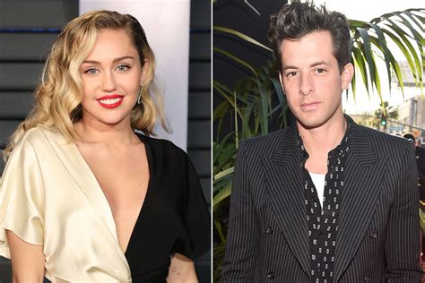 Miley Cyrus, Mark Ronson Release 'nothing Breaks Like A