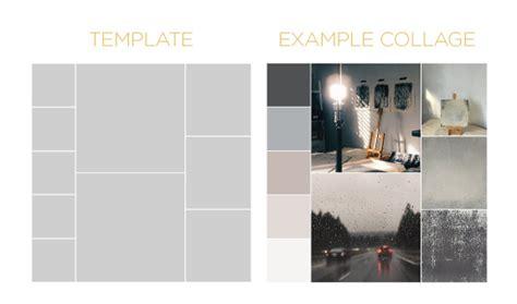 nice moodboard templates design utemplates