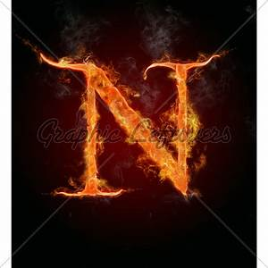 Fire N Letter · GL Stock Images