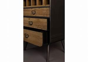 Meuble A Bouteille : meuble range bouteilles industriel vino de chez dutch bone ~ Dallasstarsshop.com Idées de Décoration