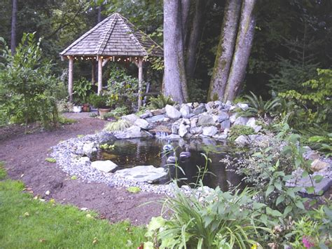 triyae backyard ponds and fountains various design