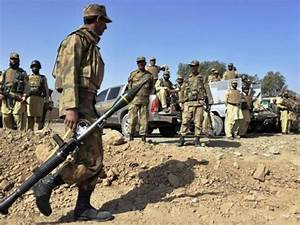 Pakistani army launches offensive in North Waziristan ...