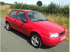 1998 FORD FIESTA ZETEC 125 For Sale Car And Classic
