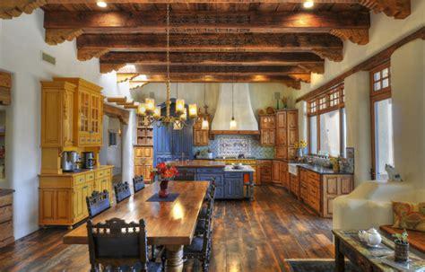 loma bella drive kitchen southwestern kitchen austin  classic  mexico homes
