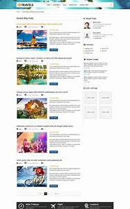 travel magazine wordpress theme traveling wordpress With wordpress subcategory template