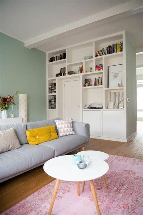 Wände Im Wohnzimmer by Farbgestaltung Wohnzimmer Interieurgestaltung Archzine Net