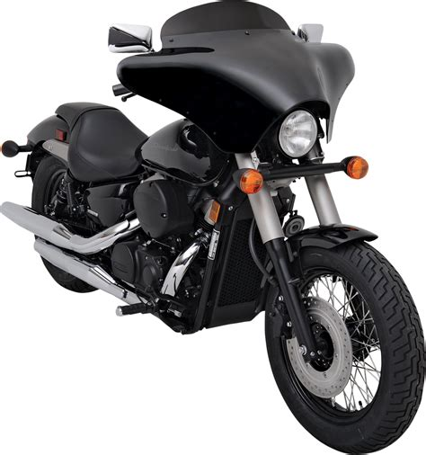 shield ms fairing blk 5 quot products parts unlimited 174