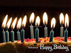advance happy birthday wishes pictures 3 happy birthday wishes sms messages