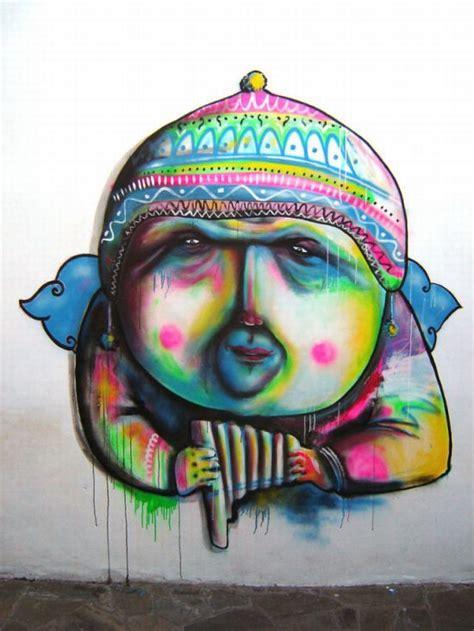 beautiful graffiti art  pics