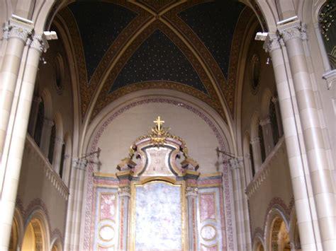 volta a cupola parrocchia la visitazione chiesa