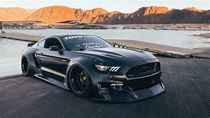 Clinched Widebody Ford Mustang GT Tuning (8) - tuningblog.eu - Magazine
