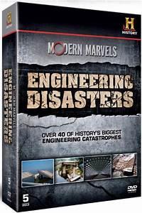 Engineering Change Order Modern Marvels Engineering Disasters Dvd Zavvi Uk