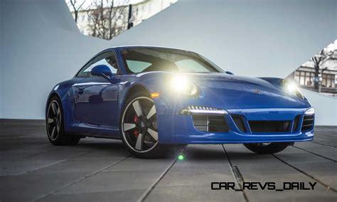 2018 Porsche 911 Gts Club Coupe 10 Car Revs Dailycom