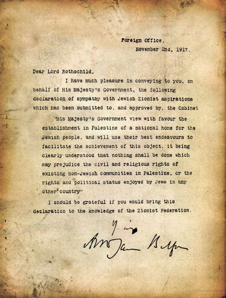bureau du premier ministre historique le document original de la déclaration