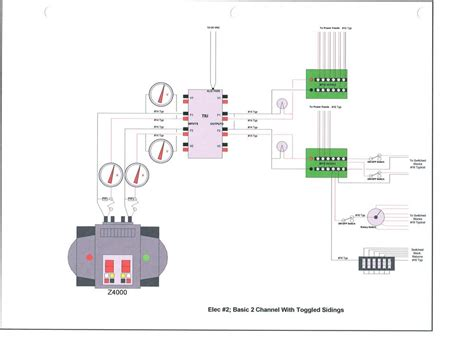Large Layout Wiring by How Did You Wire Your Layout O Railroading On