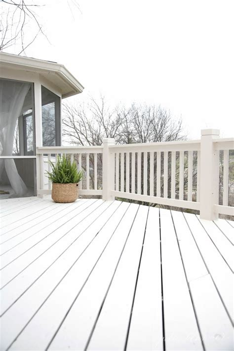 stain  deck tips tricks   fast beautiful