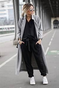 Tenue Tendance Femme : la tenue avec basket choisir le confort sans abandonner le style obsigen ~ Melissatoandfro.com Idées de Décoration