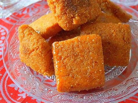 cuisine de soulef recettes de makrout et semoule