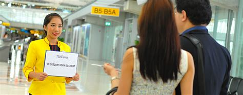 Airport Service by Premium Airport Services Bangkok Flight Services