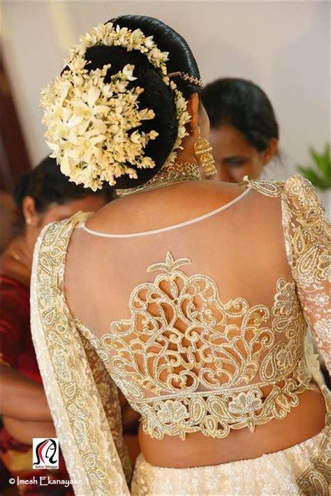 net blouse designs  wear  sarees  lehengas