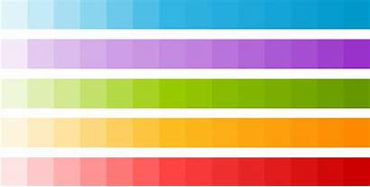 Android Colors Swatches Palette Spectrum Colour Developer