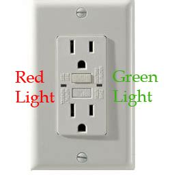 upgrading   receptacle  gfci electrical diy