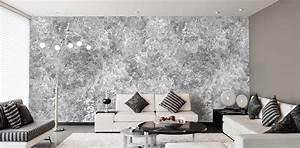 Tapeten In Grau : tapeten grau silber deutsche dekor 2018 online kaufen ~ Watch28wear.com Haus und Dekorationen