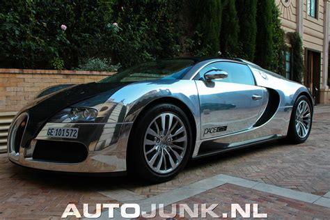 Bugatti Veyron Pursang by Bugatti Veyron Pur Sang Foto S 187 Autojunk Nl 84414