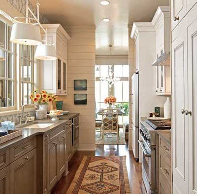 5 Steps Of Successful Designing Galleystyle Kitchens
