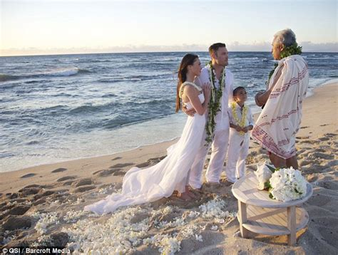 Megan Fox gets her biggest role to date  as the blushing bride in her beach wedding   Daily