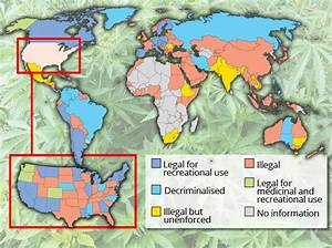 what states are marijuana legal in now